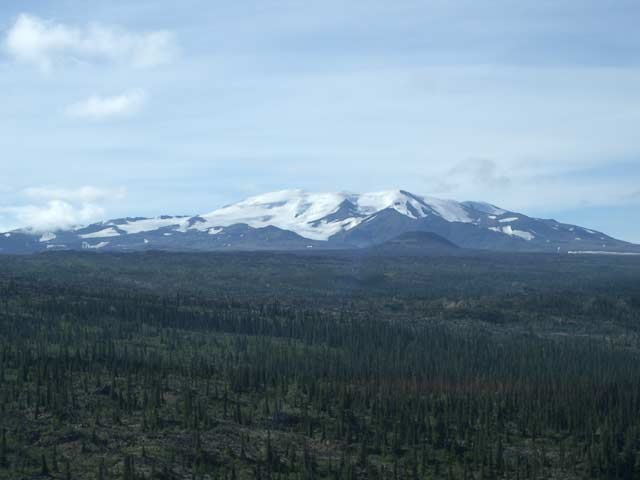 Mount Edziza, British Columbia