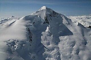 Mount Silverthrone mountain