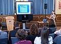 Ms Randi Zuckerberg Speaks at the FCO (5059536766).jpg