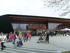 Müritzeum - The Müritzeum at the Herrensee in Waren (Müritz)