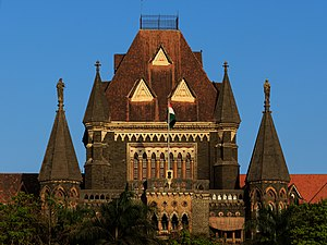 The Victorian and Art Deco Ensemble of Mumbai - Bombay High Court (Victorian Gothic)