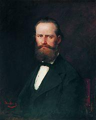 Portrait of Charles Sedelmeyer