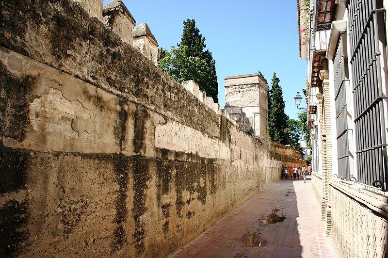 Archivo: calle Muralla agua.jpg