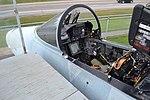 Musée défense aérienne - CF-18 Hornet - poste pilotage.jpg