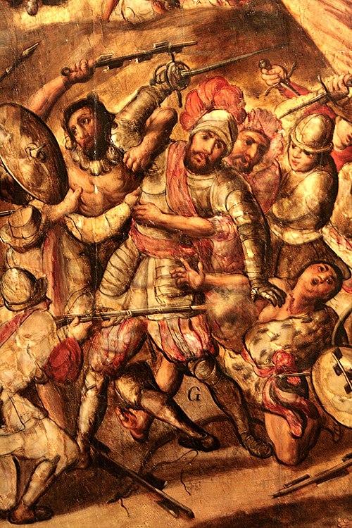 Fall Of Tenochtitlan Wikiwand