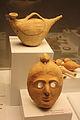 Museo de Cádiz-Máscara de terracota-20110913.jpg