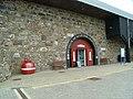 Museum of Scottish Lighthouses entrance - geograph.org.uk - 526686.jpg