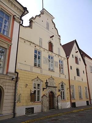 House of the Blackheads (Tallinn) - House of the Blackheads in Tallinn