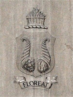 South African heraldry - Bloemfontein (1882)