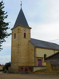Muzeray Commune in Grand Est, France