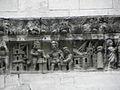 Nîmes (30) Cathédrale Frise 07.JPG