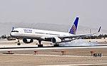 N57864 United Airlines 2001 Boeing 757-33N C-N 32588 (6816139466).jpg