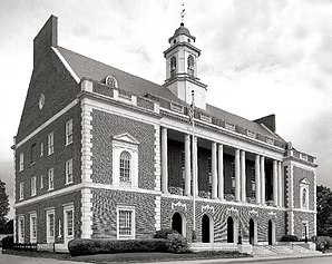 New Bern Courthouse