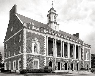 United States Post Office and Courthouse (New Bern, North Carolina)