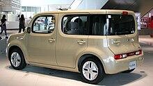 Nissan Cube Wikipedia