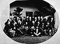 NMvW - TM-60003647 - Christmas in Calcutta - Group portrait - Kolkata - 1869.jpg