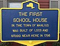 NYS Historic Markers TheFirstSchoolHouse.jpg