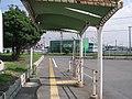 Nagoya City Bus Portmesse Nagoya Bus Stop 20040925.JPG