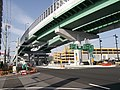 Nagoya Expressway Komei Entrance 20140930.JPG
