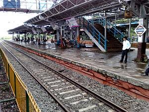 Naigaon railway station - Naigaon station - Overview