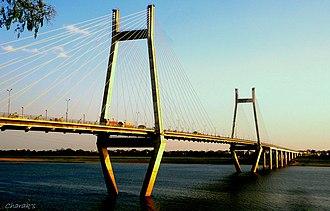 New Yamuna Bridge - Image: Naini Bridge @ Allahabad