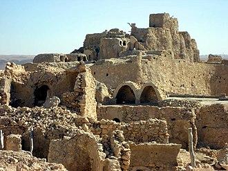 Nalut - Image: Nalut ruins