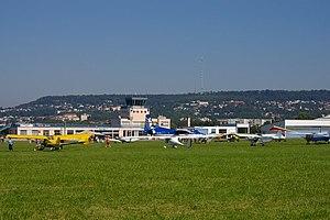 Nancy-Essey Airport - Image: Nancy essey