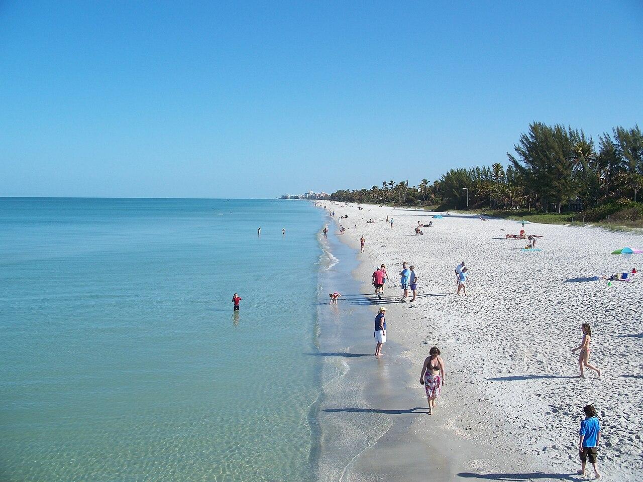 Florida Beaches Near Lagrage Ga