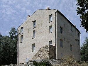 Arboretum des Milelli - Napoléon Ajaccion Maison des Milelli