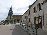 Nargis Mairie et église Saint-Germain.jpg