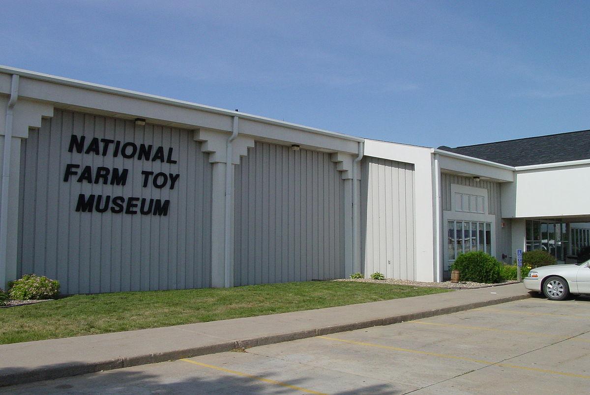 National Farm Toy Museum - Wikipedia
