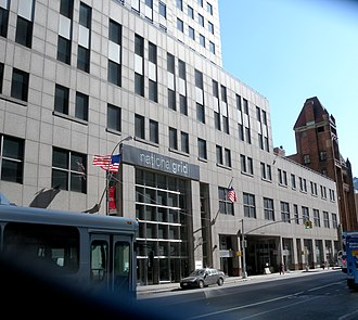 KeySpan - Brooklyn headquarters