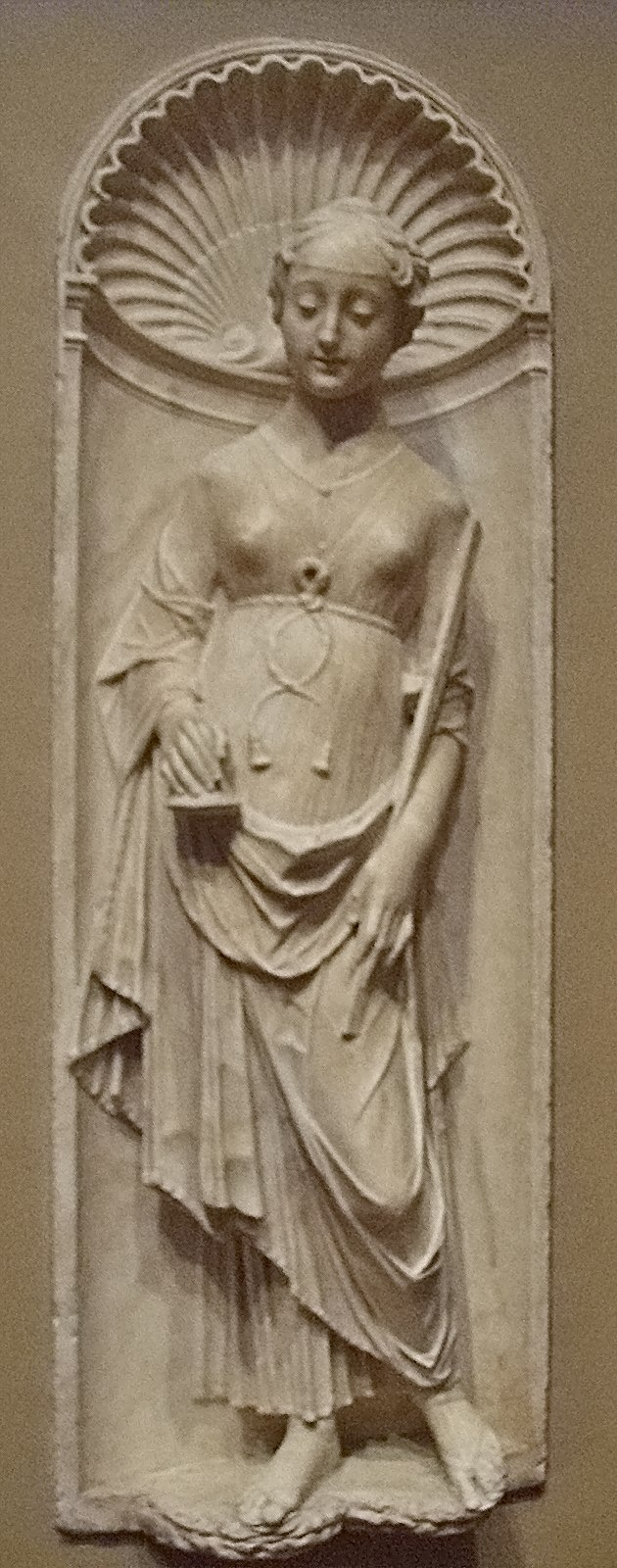 National gallery in washington d.c., mino da fiesole, fede, 1475-1480