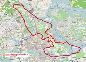 Royal National City Park - Royal National City Park (2010) on Open street map