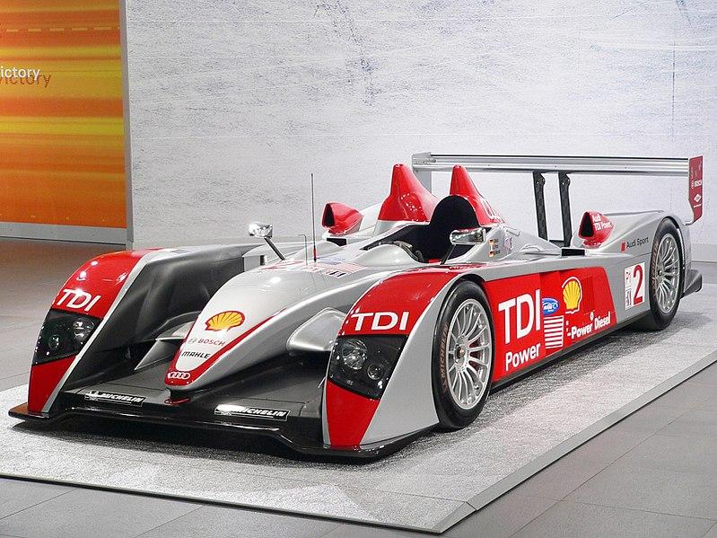 Audi R10 TDI Image