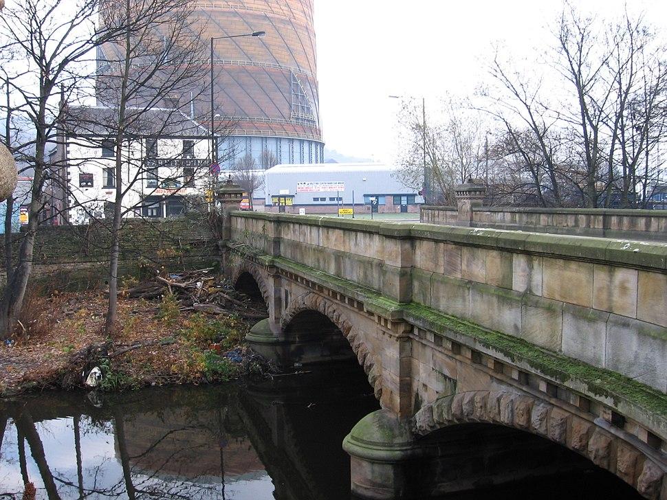 Neepsend - Hillfoot Bridge