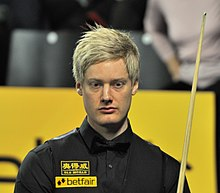 Neil Robertson at Snooker German Masters (DerHexer) 2013-01-30 06.jpg