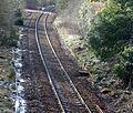 Neilston Low railway station site.JPG