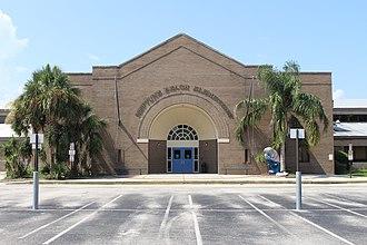 Neptune Beach, Florida - Image: Neptune Beach Elementary School