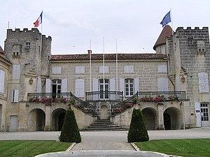 Nersac - Town hall