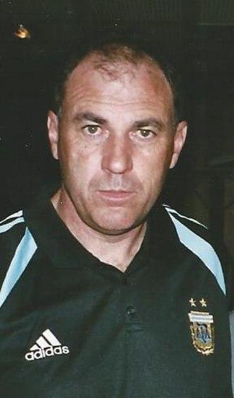 Nery Pumpido - Pumpido in 2006