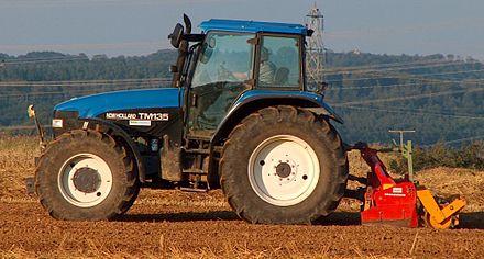 tohjulingar i landbruket