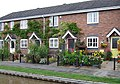 New Canalside Housing, Market Drayton, Shropshire - geograph.org.uk - 547041.jpg
