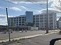New Decker College of Nursing and Health Sciences building under construction in Johnson City, August 2020.jpg