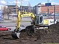 New Holland excavator Jyväskylä.JPG