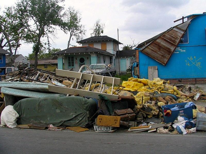 Description New Orleans - Hurricane Katrina aftermath - March 2006 ...