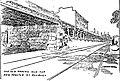 New trestle and old tracks at Roxbury, 1896.jpg