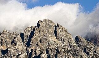 Nez Perce Peak mountain in United States of America