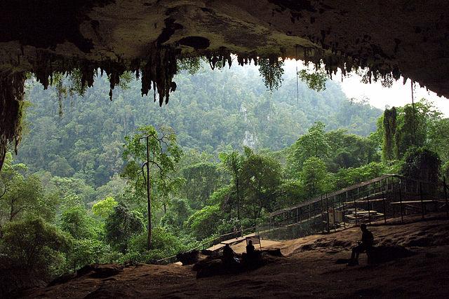 Niah-Höhlen