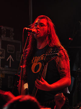 Nick Melissourgos of Suicidal Angels, 2012 Nick Melissourgos, Suicidal Angels 4.jpg
